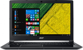 "Ноутбук ACER A715-71G-53R6 (Intel Core i5 7300HQ 2.5GHz/15.6""/1920x1080/8Gb/1Tb HDD/nVidia GeForce GTX 1050Ti/DVD нет/Wi-Fi/Bluetooth/Cam/Windows 10 Home x64)"