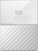 Внешний жесткий диск WESTERN DIGITAL My Passport 1Tb White (WDBBEX0010BWT-EEUE)